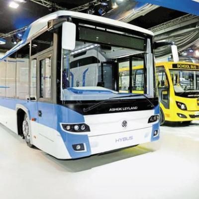 SCTL Smart Electric Bus solutions